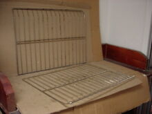 GE Oven Rack Lite Staining Lot of 2 Part   WB48K5019