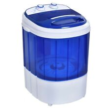 Mini Portable Washing Machine for Compact Laundry  Small Semi Automatic Compact