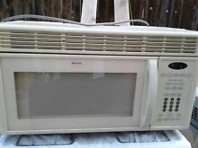 LOT of  3  Frigidaire Gallery Over the Range microwaves model FMT144G1T1 1580W
