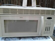 LOT of  5  Over The Range Microwaves