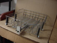 Kenmore Whirlpool Dishwasher Upper Dish Rack Part   W10826746