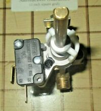 Thermador Range Burner Gas Valve  Yellow  189896  20 01 869 04  20 02 050 02