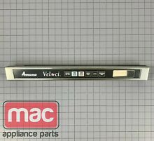 NOS Genuine OEM Amana Maytag Microwave TOUCH PANEL ASSY TOP 59001705