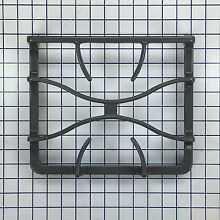 Genuine Frigidaire OEM SINGLE BURNER GRATE 318221755 Porcelain Gray