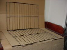 Kenmore Frigidaire Range Oven Rack w  Some Wear Stains Lot of 2 Part   316496202