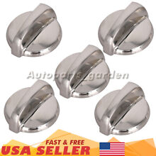 5X WB03T10284 for GE Range Cooktop Control Knob AP4346312 PS2321076 1373043