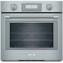 Thermador Professional Series 30  4 5 CuFt Single Built In Oven POD301W S  Steel