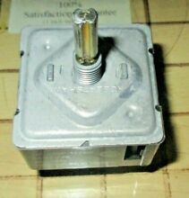 Thermador Range Griddle Element Switch 00414610  1013791  14 41 745  414610