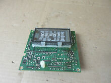 GE Wall Oven Control Board Part   WB27X5399