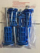Whirlpool   Maytag   Kenmore Front Load Washer Shipping Bolts Set Of 4 W10538714