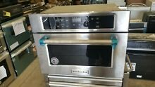 KitchenAid KMBS104ESS 24  Stainless Built In Microwave Oven
