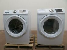 Samsung Electric WHT Front Load Washer   Dyer WF42H5000AW   DV42H5000EW