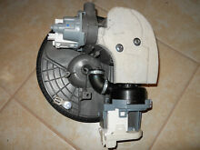 Kenmore Elite Whirlpool W11230103 Dishwasher Pump and Motor Assembly