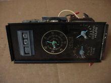 Jenn Air Oven Clock Timer Part   700555 Faded numbers on clock