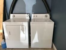 Roper  Top Load Washer and Dryer
