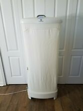 Joy Mangano Close Drier   Portable Cloths Dryer System Fast Model CD02 White