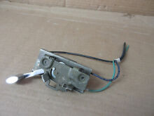 Maytag Dishwasher Door Latch Assembly Part   902791