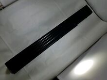 General Electric Hotpoint Sears Kenmore Microwave Black Vent Grille WB07X11009