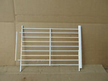 Roper Ref  Freezer Section Rack 14 1 8  deep Some Aging Paintable Part   2163616