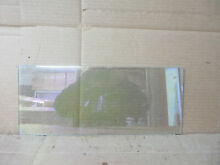 Frigidaire Range Inner Door Glass Part   5303310533