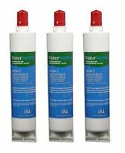 Water Sentinel WSW 2 Refrigerator Filter   Whirlpool 4396510   3 Pack