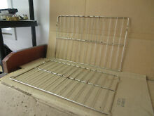 Whirlpool Range Oven Rack w  Some Stains Lot of 2 Part   W10179196