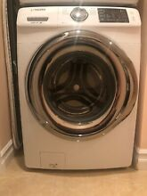 Samsung DV42H5200 Washer and Dryer Used for 1 Year Great Condition