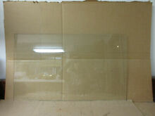 Whirlpool Refrigerator Glass Shelf 28 x 16 5 8  Part   W10809780 W11097163
