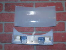 Genuine OEM Frigidaire Refrigerator LIGHT LENS COVER Part  2419714