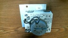 781 GE DRYER TIMER PART   113D5510G008   FREE SHIPPING