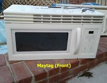 Maytag Over the Range Microwave Oven 1000w Model   UMV1152CAQ