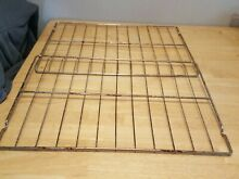316067902 FRIGIDAIRE KENMORE RANGE OVEN RACKS  SET OF 2  22 3 4  x 16 1 4