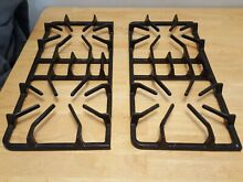 318221523 For Frigidaire Range Surface Burner Grate Set