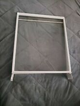 Replacement Side By Side Refrigerator Easy Glide Out Spill Catcher Glass Shelf