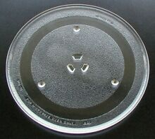 GE Microwave Glass Turntable Plate   Tray 12 1 2   WB49X10069