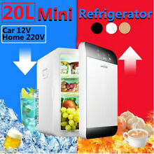 20L Car Auto Fridge Refrigerator Cooler Freezer Warmer COOLING   HEATING 2 MODE