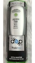 Genuine Whirlpool Every Drop Ice   Water Refrigerator Filter EDR4RXD1 UKF8001
