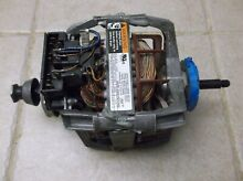 Whirlpool Dryer Drive Motor Part   279827  or   W10396029