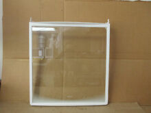 Frigidaire Refrigerator Glass Shelf Assembly Part   240355205