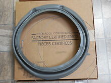 Whirlpool duet washer door gasket   bellows