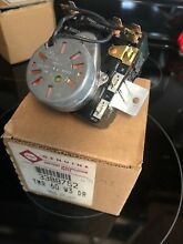 Kenmore Kitchen Aid Whirlpool Dryer Timer Part M414 G 414 G