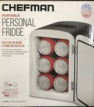 Chefman portable personal Fridge