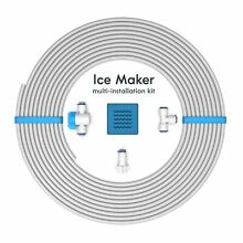 Drinkpod Ice Maker Installation Kit Connects with any RO or Water Filter System