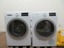 Bosch 500 Series 24  Front Load Washer and Dryer WAT28401UC   WTG86401UC IMGES