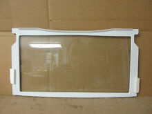 Haier Refrigerator Freezer Section Glass Shelf Part   WR71X27798