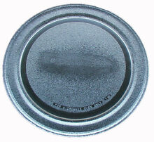 Recycled GE Microwave Glass Turntable Plate   Tray 14 1 8  WB49X10136