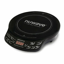 NuWave 1500W Precision Induction Cooktop Gold Model 30201
