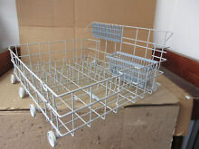 Maytag Whirlpool Dishwasher Lower Dish Rack Part   99003461