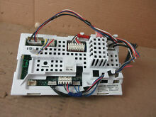 Kenmore Whirlpool Washer Control Board Part   W10393470 Rev F