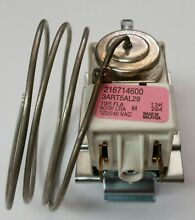 Frigidaire 216714600 Temperature Control Thermostat Freezer